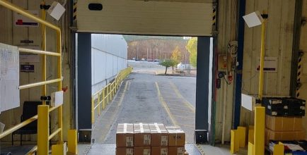 Changing paradigms in Logistics using the latest RFID innovative technology