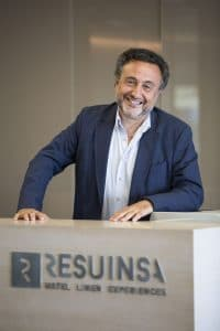 Felix Martí Managing Director of Resuinsa